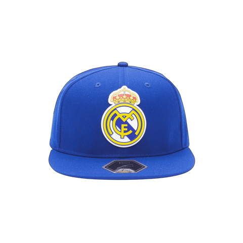 Blue Real Madrid Cult Fitted