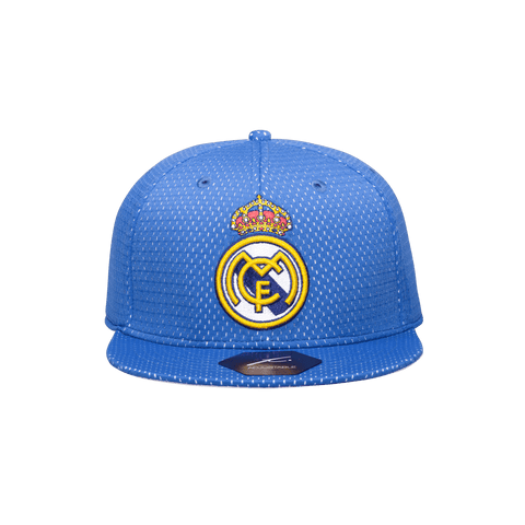 Blue Real Madrid Practice Snapback