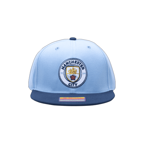 Manchester City Team Snapback