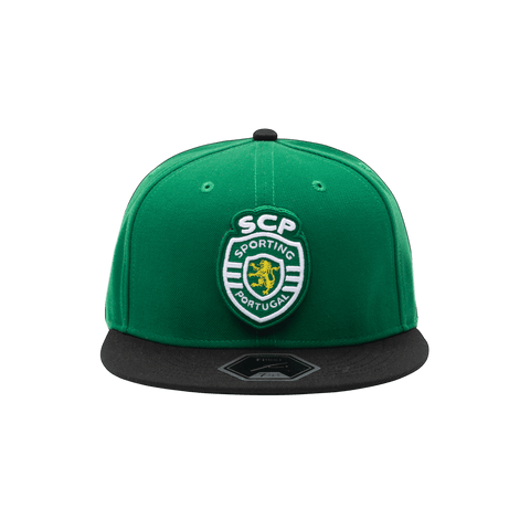 Sporting Clube de Portugal Team Patch Fitted