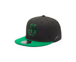 Sporting Clube de Portugal Metallic Team Color Snapback