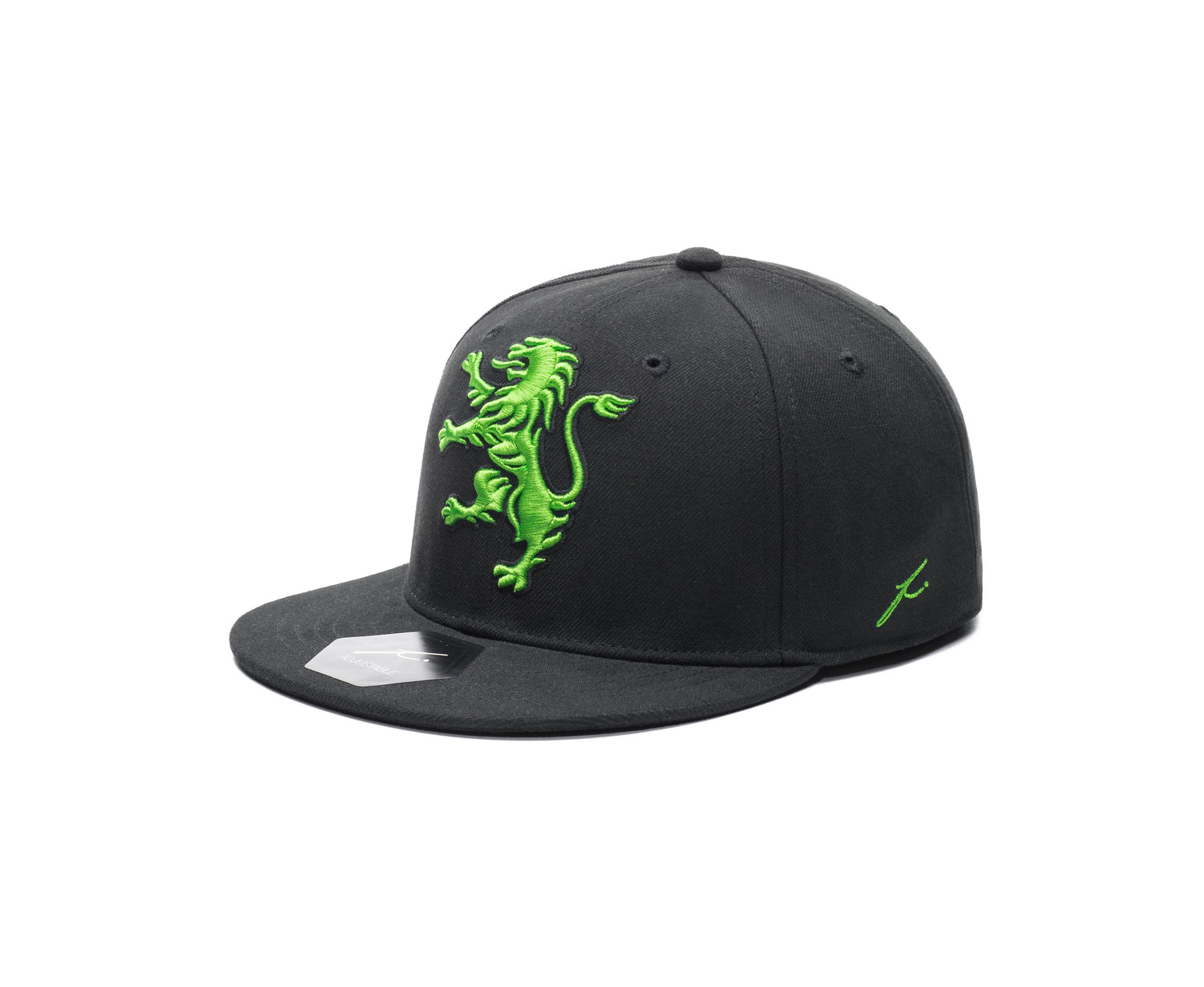 Fi Collection France Mascot Snapback Hat