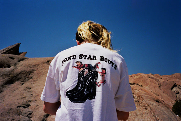 Lone Star Boots Tee
