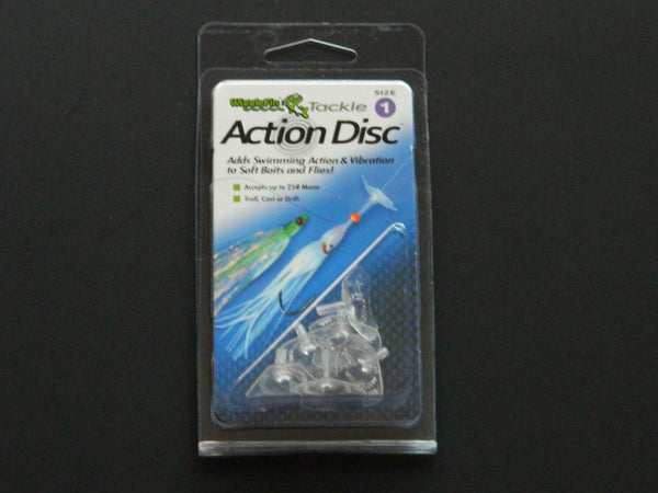Action Disc Size 1