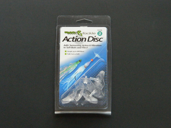 Action Disc Size 2