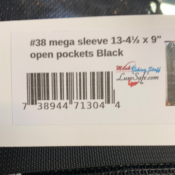 Mauk Fishing #38 Mega Sleeve