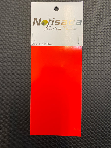 Norisada Custom Tackle (hot orange)