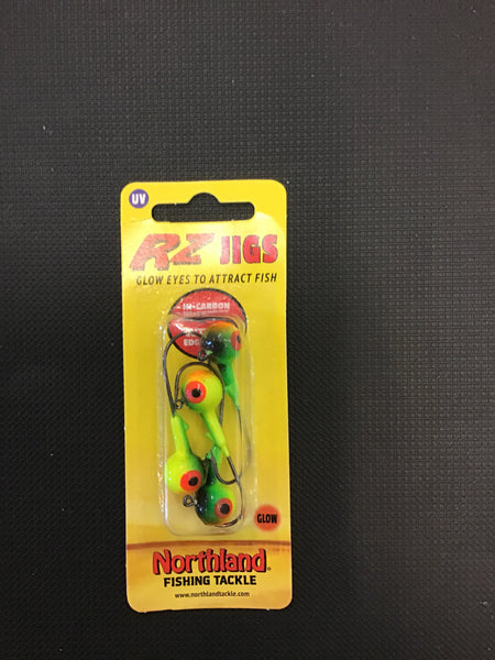 RZ Jigs 3/8 Fire Tiger