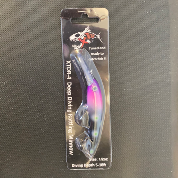 XTackle 1/2oz Lights Out