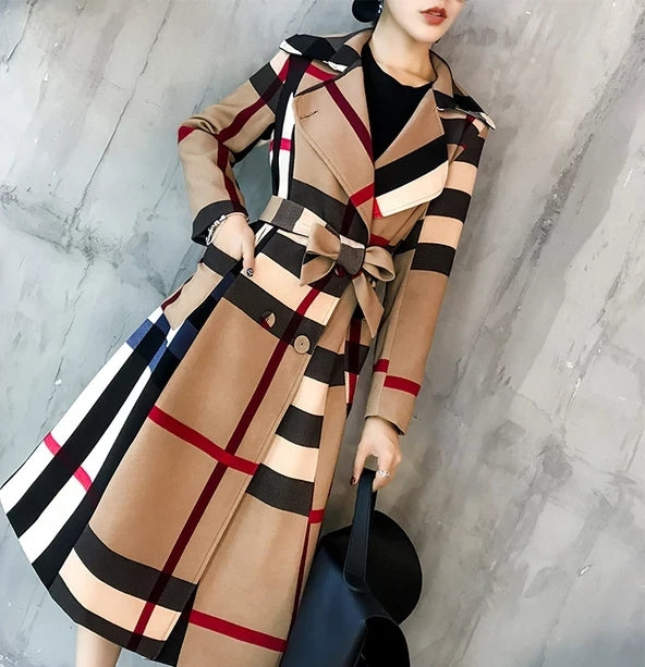 Stylish Fashion Trench Coat