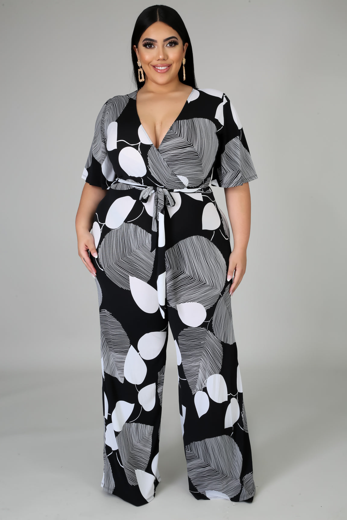 Plus-size Jumpsuit