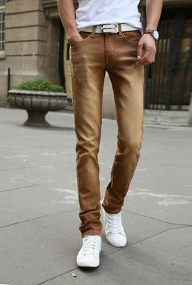 New Fashion Men's Casual Stretch Skinny Jeans - SimplyMorgans Boutique