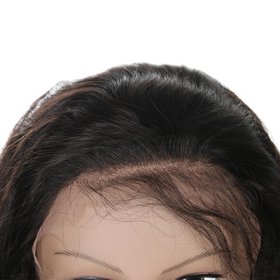 Lace Front Human Hair Wig - SimplyMorgans Boutique