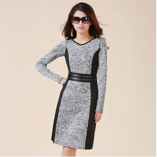 Winter Business Dress - SimplyMorgans, - Clothing