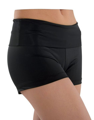 Danz N Motion High Waist Booty Short
