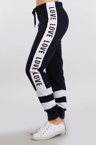 LOVE Relax Jogger Pants