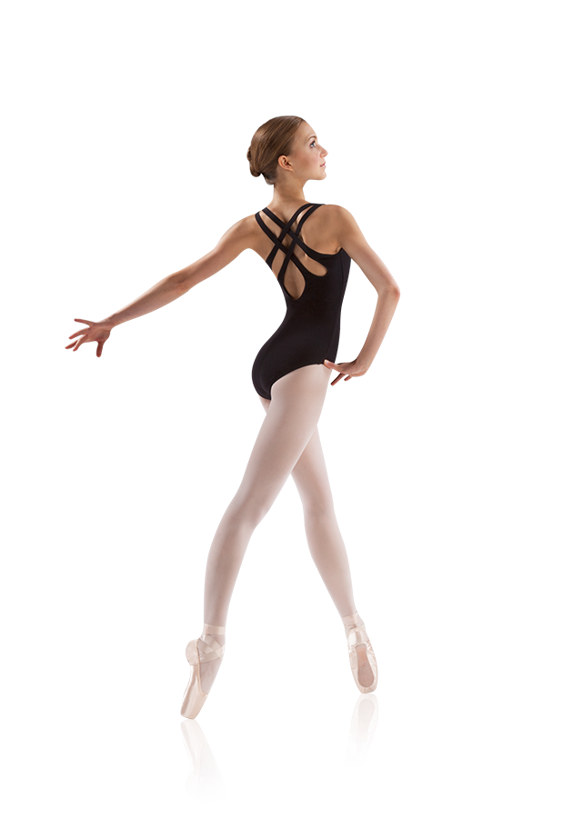 a017f4721301d Leo Ladies Cross Back Tank Leotard – Bella Dance Couture