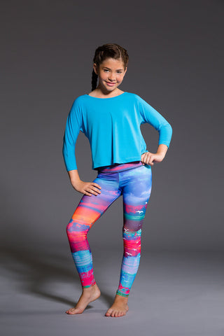 Onzie Youth Graphic Legging