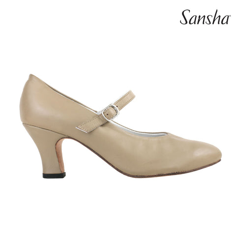 Sansha Roberta Character Shoes