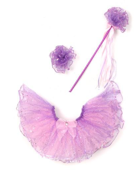 Three Piece Tutu Set