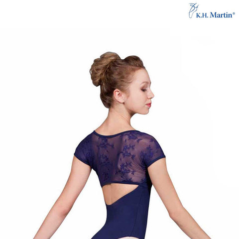 Danz n Motion Double Criss Cross Back Cami Leotard