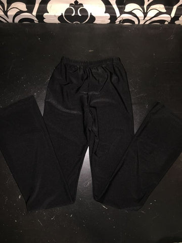 2aa598f24dcb5 Jazz Pants. $10.00. $7.00. Dux Dance - Black Stirrup Tights