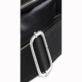 Men Leather Casual Fashion Versatile Crossbody Bag