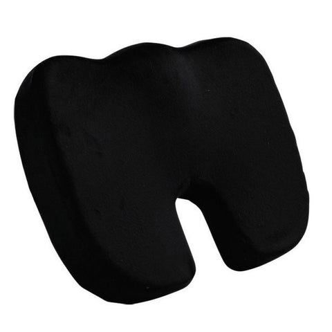 Slow Rebound Memory Foam U Shape Hip Cushion Soft Sofa Office Chair Seat Health Cushion