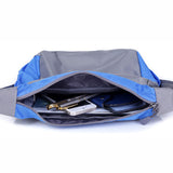Men Women Nylon Sport Casual Crossbody Bag