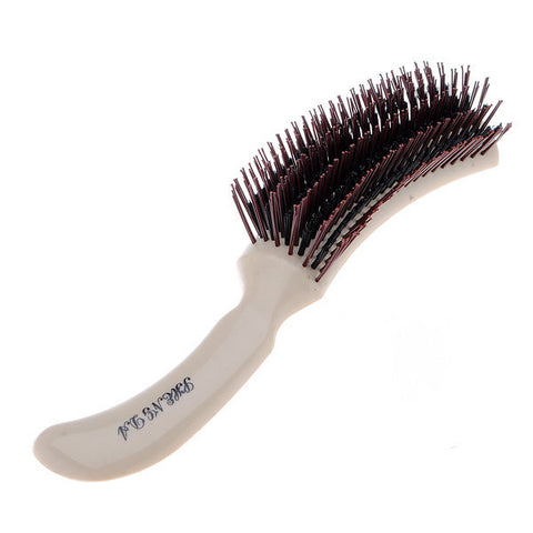 Exquisite Salsola Plastic Evening Comb Hair Salon Comb