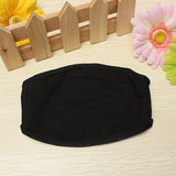 Men Women Black Winter Outdoor Cotton Warm Anti-Dust Thick Masks