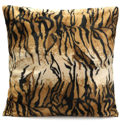 Leopard Animal Print Pattern Pillow Case Sofa Waist Throw Cushion Cover Home Decoration