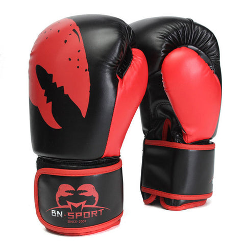 Men's Male Training Boxing Sparring Fighting Combat Fitness Gloves
