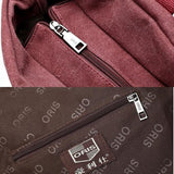 3 Pcs Women Canvas Tote Bags Casual Shoulder Bags Crossbody Bags Vintage Clutches - shechoic.com