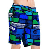 Plus Size Shorts Summer Men's Casual Loose Beach Shorts Quick Drying Five Shorts