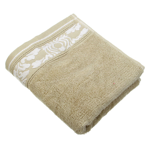 34x74cm Cotton Fiber Absorbent Towel Antibacterial Deodorizing Face Cloth Bathroom Shower Washcloth