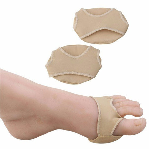 Footful Ball Of Foot Gel Pads Forefoot Metatarsal Cushion
