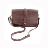 Lady Vintage Casual Crossbody Bag Women Leisure Shoulder Bag