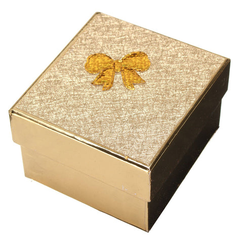 Bowknot Bracelet Wrist Watch Cardboard Packing Box