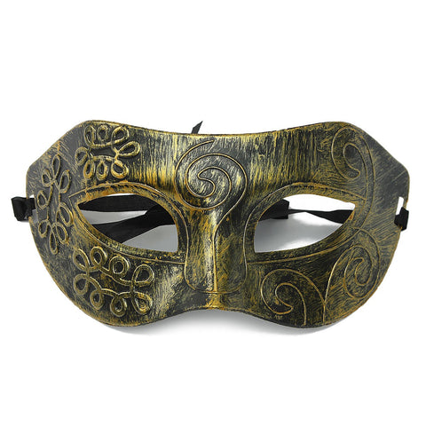 Retro Roman Gladiator Eye Masquerade Mask
