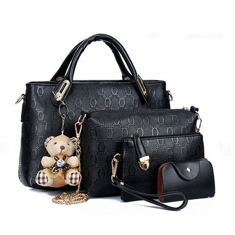Woman New Versatile Solid Shoulder Bag