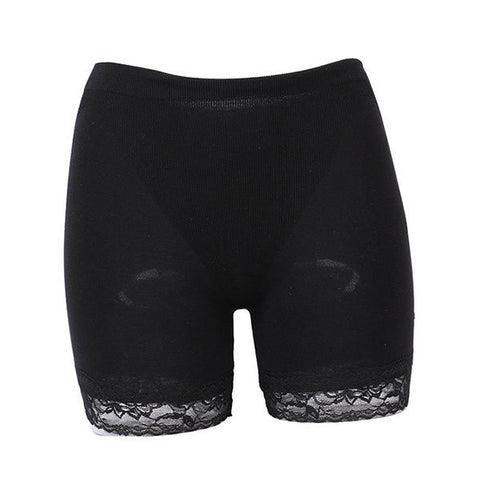 Breathable Lace Lem Modal Thin Boyshorts Safety Boyshorts For Women