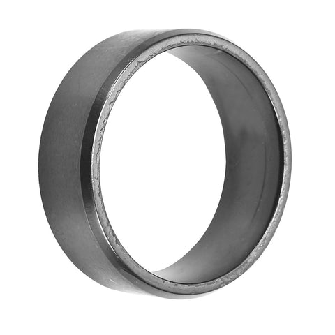 19mm Tungsten Steel Round Finger Ring