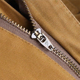 Men's Casual Outdoor Solid Color Multi-pockets Cargo Pants