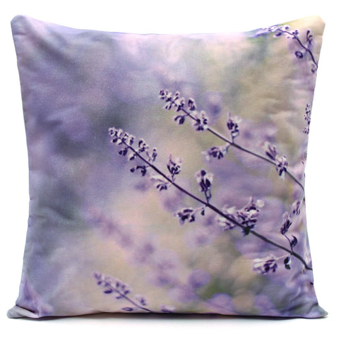 3D Plant Series Short Plush Throw Pillow Case Square Cushion Cover Home Sofa Car Decor