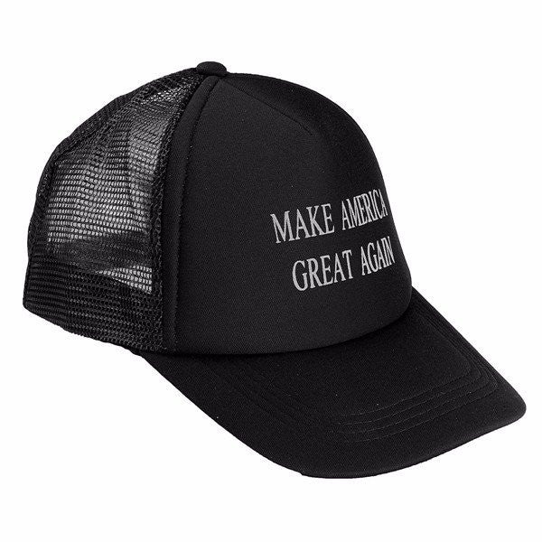 Make America Great Again Printing Baseball Cap Adjustable Mesh Hat
