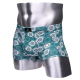 Men's Modal Breathable Underwear Quick-dry Casual Boxer Briefs