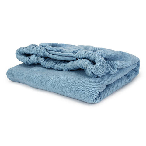 140x75cm Microfiber Bowknot Pattern Towel Sheet Set Absorbent Bathrobe with Shower Cap
