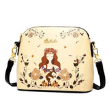 Girl Lovely Cute Bags Cartoon Stylish Pattern Shoulder Bags Crossbody Bag For Women