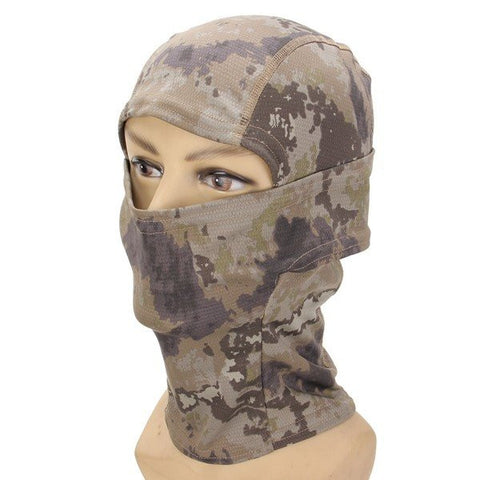 Camouflage Army Hunting Outdoor Military Motorcycle Ski Cycling Protection Full Face Masks